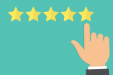 get online reviews