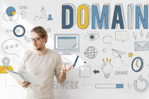 Getting Control of your Domain Name