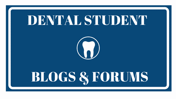 DENTAL STUDENT FORUMS & BLOG