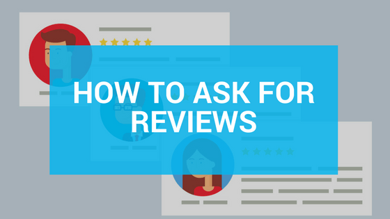 how to ask for online reviews