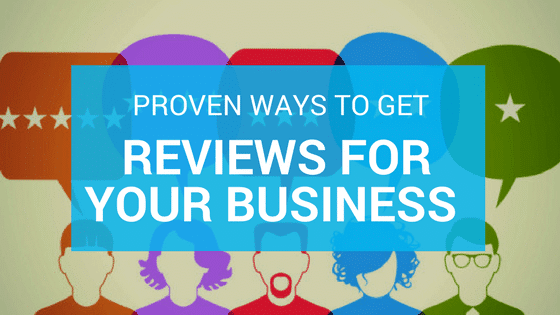 get more online reviews