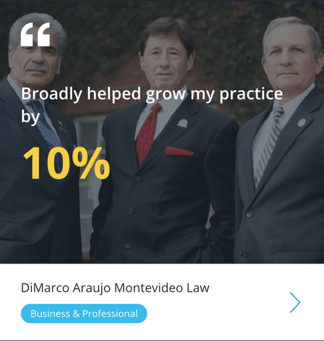 Lawyer online review management