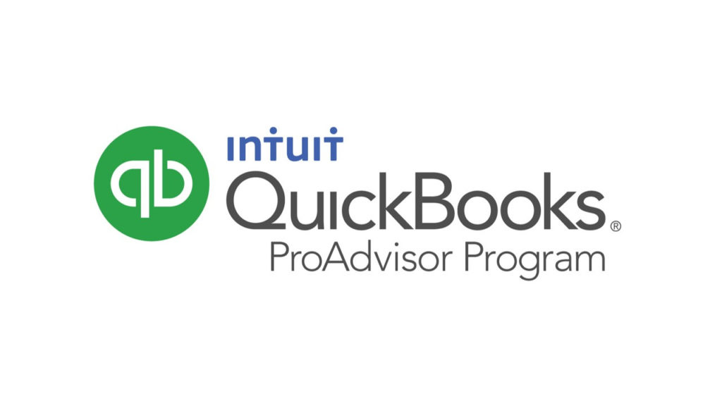 QuickBooks™ ProAdvisor Partner Program