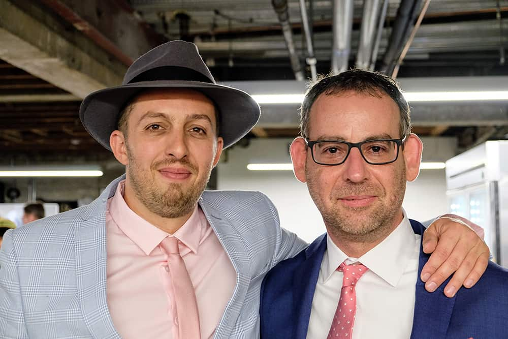 Broadly Founders Josh Melick and Assaf Arkin