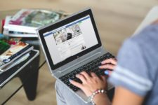 Facebook Business Page Engagement