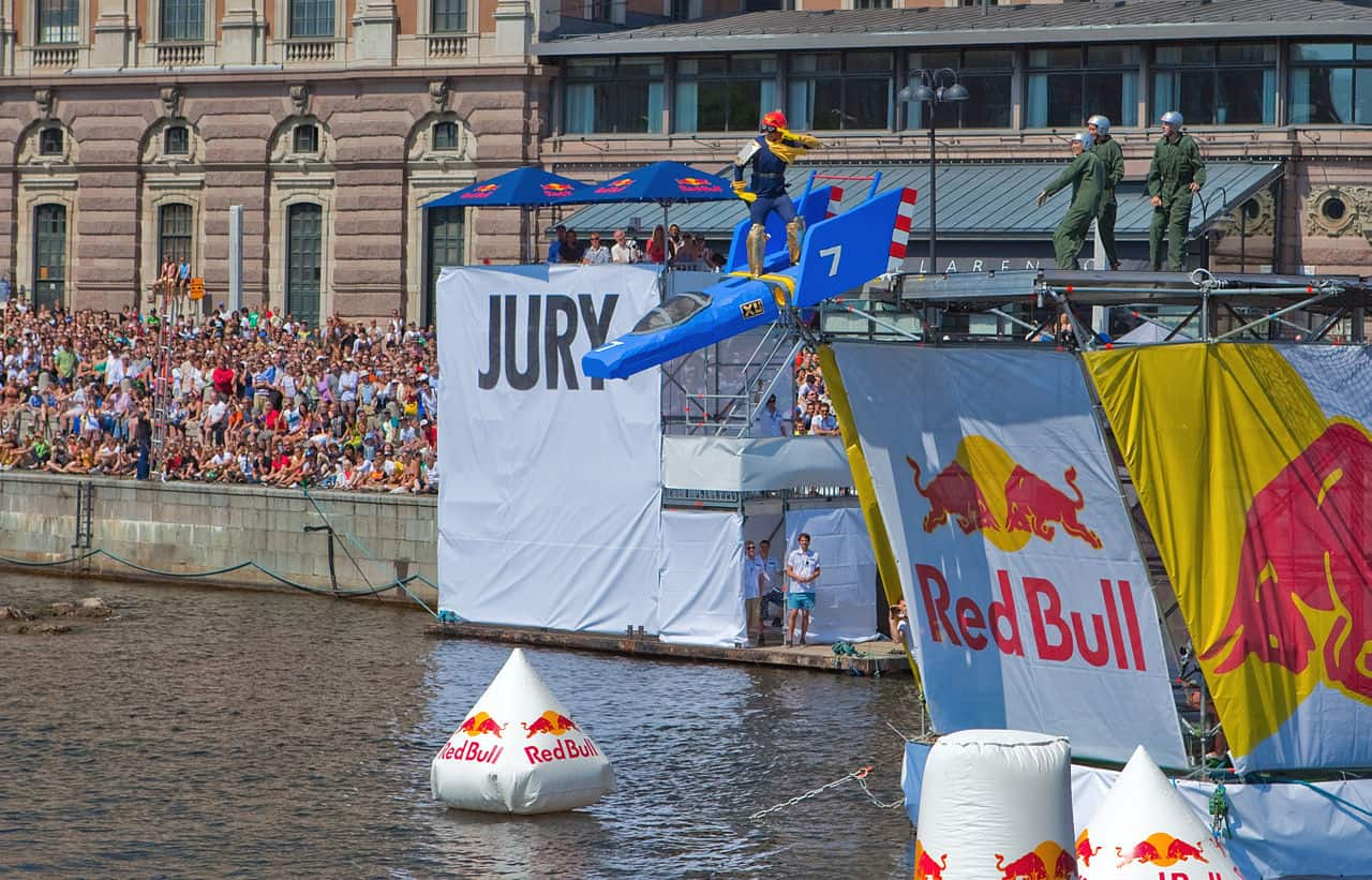 RedBull Customer Relationship Marketing