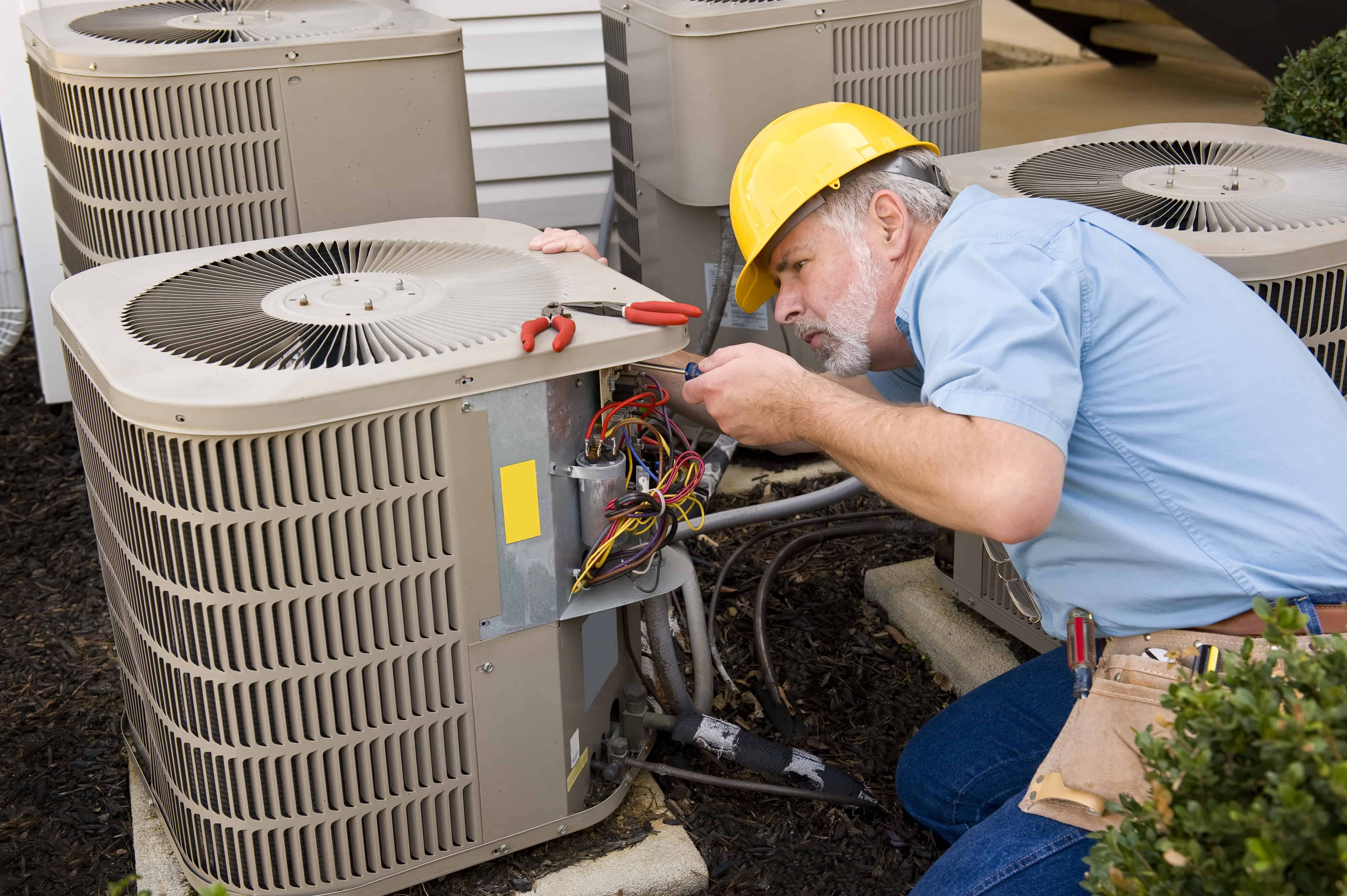 Image result for HVAC Technician