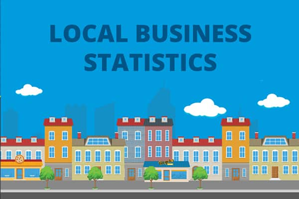 Stats for local businesses