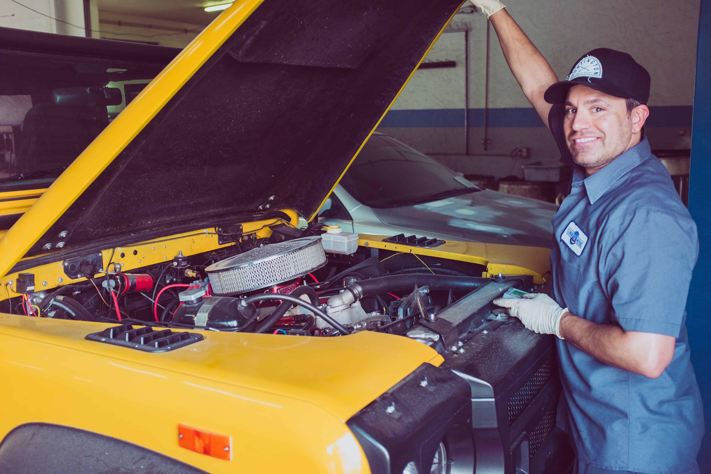 auto repair shop customer service