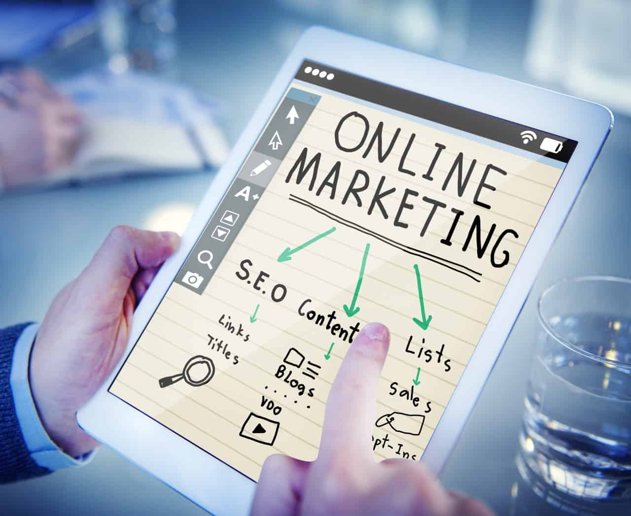 Small Business Website Marketing Costs